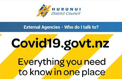 Assistance for those living in the Hurunui District